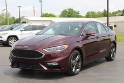 2018_Ford_Fusion_Sport_ Fort Wayne Auburn and Kendallville IN