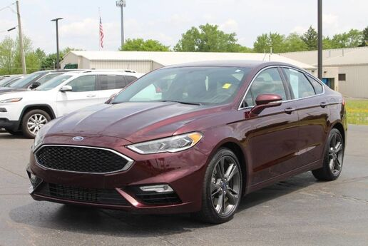 2018 Ford Fusion Sport Fort Wayne Auburn and Kendallville IN