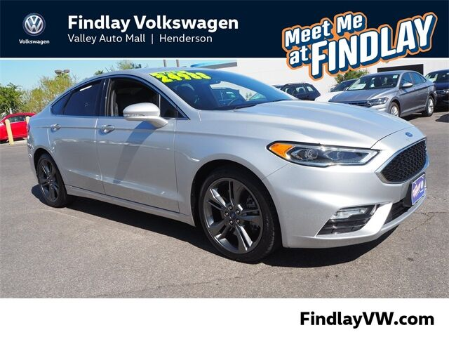 2018 Ford Fusion Sport Henderson NV