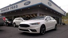 2018_Ford_Fusion_Sport_ Nesquehoning PA