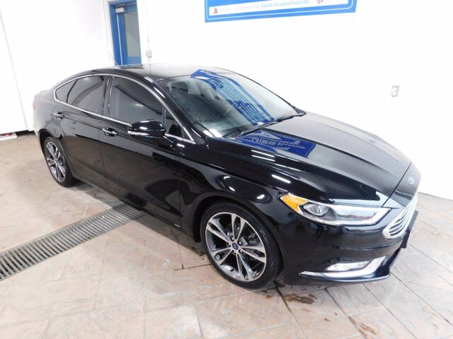 2018 Ford Fusion TITANIUM AWD LEATHER SUNROOF Listowel ON
