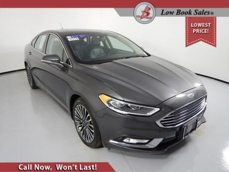 2018_Ford_Fusion_TITANIUM AWD_ Salt Lake City UT
