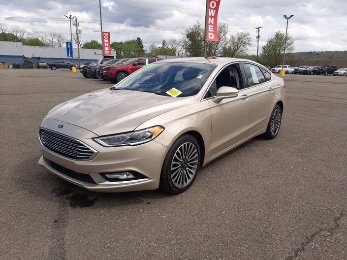 2018 Ford Fusion Titanium AWD Owego NY