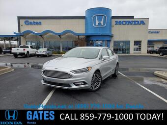 2018_Ford_Fusion_Titanium AWD_ Richmond KY