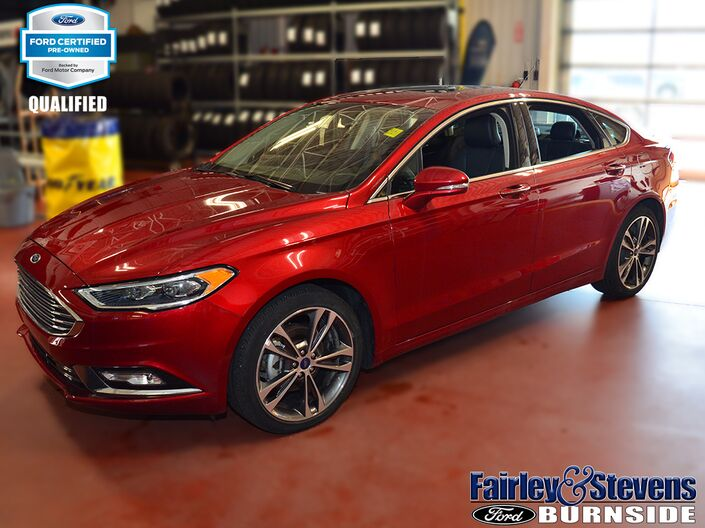2018 Ford Fusion Titanium Dartmouth NS