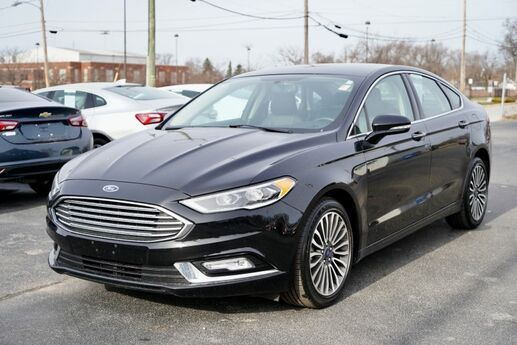 2018 Ford Fusion Titanium Fort Wayne Auburn and Kendallville IN