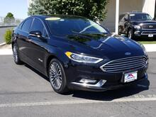 2018_Ford_Fusion_Titanium HEV_ Pocatello ID