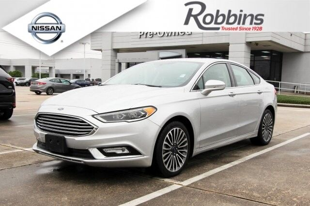 2018 Ford Fusion Titanium Houston TX