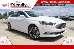 2018_Ford_Fusion_Titanium_ New Port Richey FL