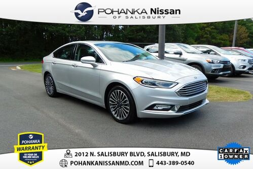 2018_Ford_Fusion_Titanium Pohanka Certified_ Salisbury MD