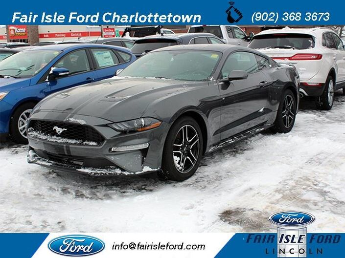 2018 Ford Mustang ECOBOOST Charlottetown PE