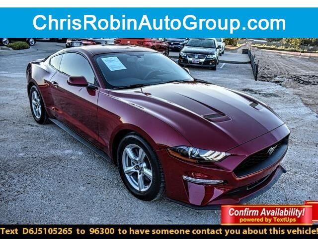 2018 Ford Mustang ECOBOOST FASTBACK Odessa TX
