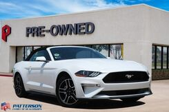 2018_Ford_Mustang_EcoBoost_ Wichita Falls TX