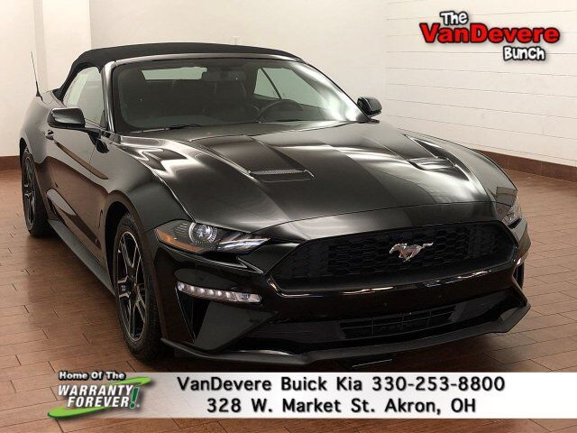 2018 Ford Mustang EcoBoost Akron OH