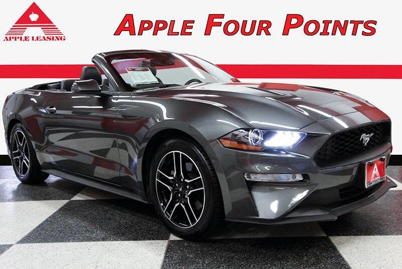 2018 Ford Mustang EcoBoost Austin TX