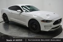 Ford Mustang EcoBoost BACK-UP CAMERA,KEY-GO,18IN WHLS 2018