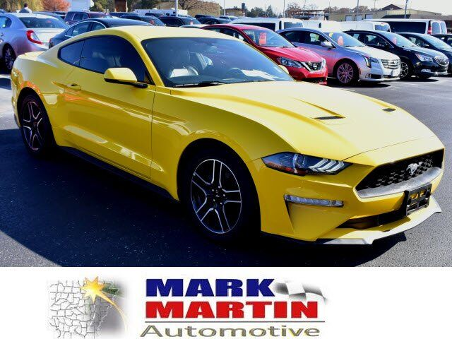 2018 Ford Mustang EcoBoost Batesville AR