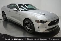 Ford Mustang EcoBoost CAM,CLMT STS,PARK ASST 2018