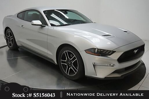 2018_Ford_Mustang_EcoBoost CAM,CLMT STS,PARK ASST_ Plano TX