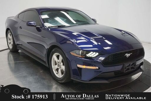 2018_Ford_Mustang_EcoBoost CAM,KEY-GO,17IN WHLS,HID LIGHTS_ Plano TX