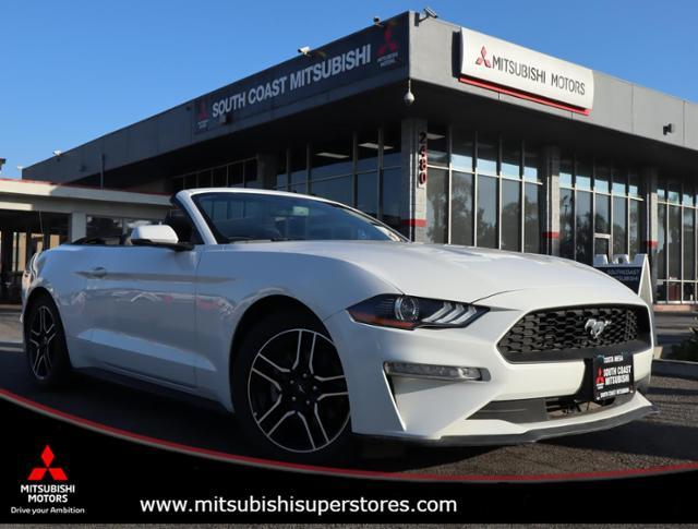 2018 Ford Mustang EcoBoost Cerritos CA