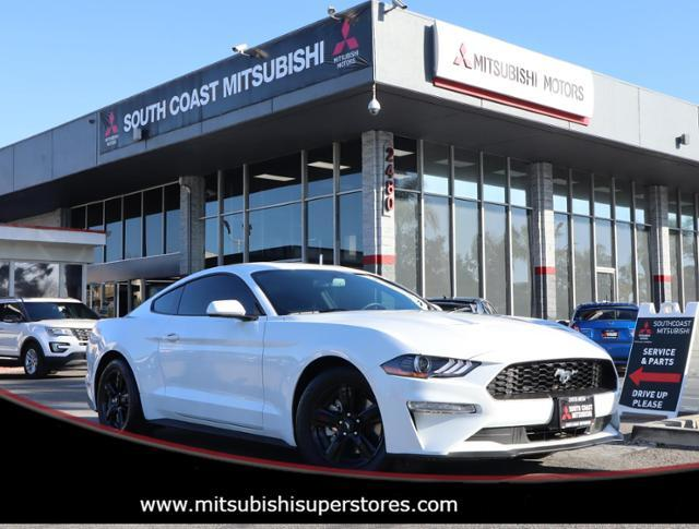 2018 Ford Mustang EcoBoost Costa Mesa CA