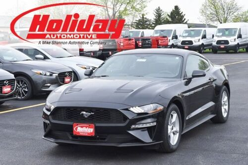 2018_Ford_Mustang_EcoBoost_ Fond du Lac WI