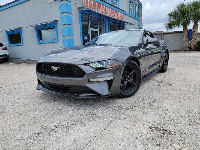 2018 Ford Mustang EcoBoost Manual Jacksonville FL