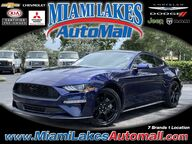 2018 Ford Mustang EcoBoost Miami Lakes FL