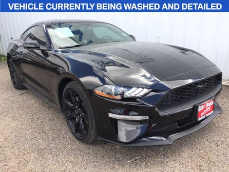 2018_Ford_Mustang_EcoBoost_ Mission TX