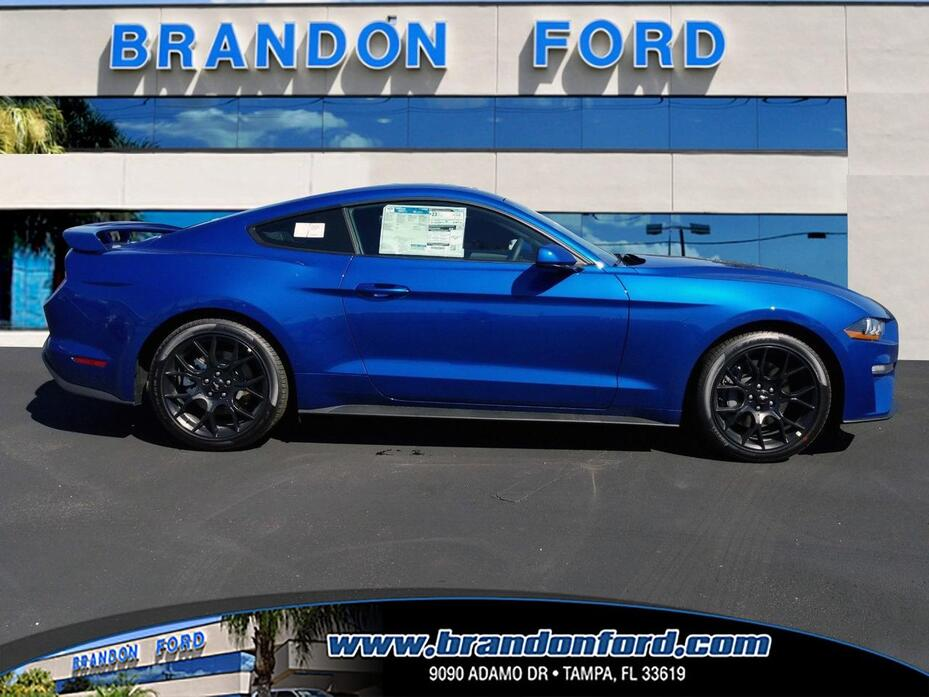 2018 ford mustang ecoboost performance package tampa fl 23666850. Black Bedroom Furniture Sets. Home Design Ideas