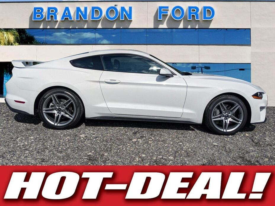 2018 Ford Mustang EcoBoost PERFORMANCE PACKAGE Tampa FL