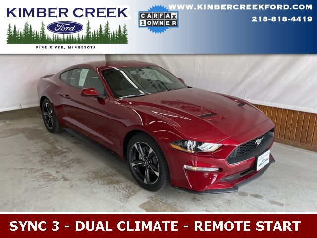 2018 Ford Mustang EcoBoost Pine River MN