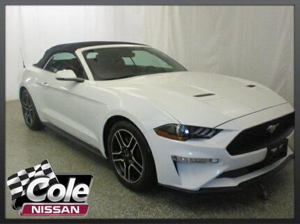 2018_Ford_Mustang_EcoBoost Premium Convertible_ Southwest MI