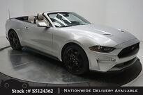 Ford Mustang EcoBoost Premium Convertible CAM,CLMT STS,19IN WLS 2018
