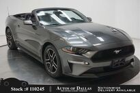 Ford Mustang EcoBoost Premium Convertible CAM,PARK ASST,KEY-GO 2018