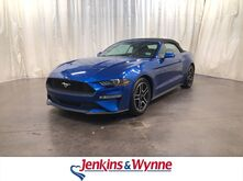 2018_Ford_Mustang_EcoBoost Premium Convertible_ Clarksville TN
