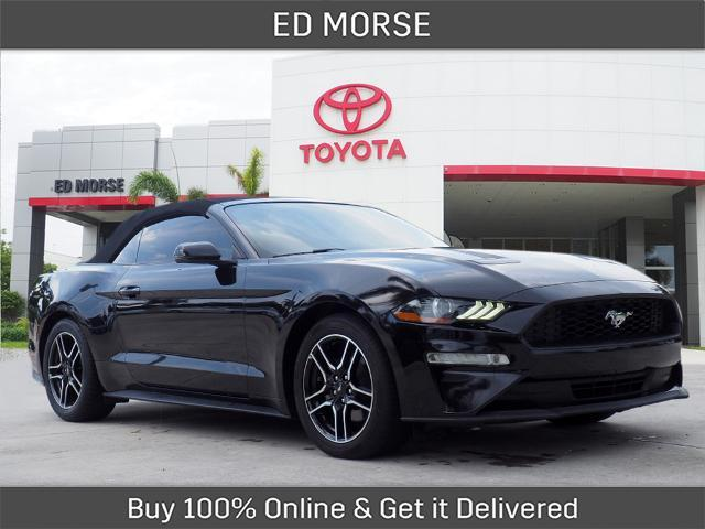 2018 Ford Mustang EcoBoost Premium Delray Beach FL