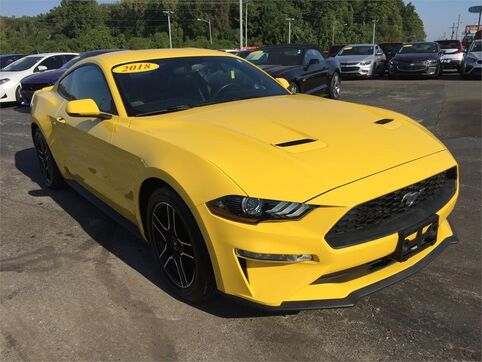 2018_Ford_Mustang_EcoBoost Premium Fastback_ Evansville IN