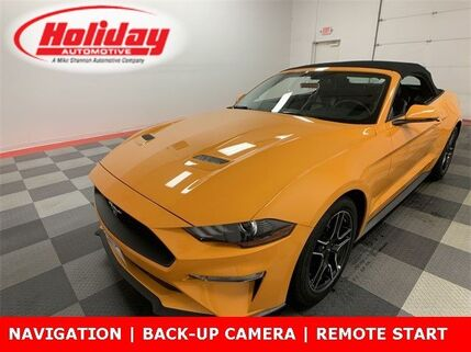 2018_Ford_Mustang_EcoBoost Premium_ Fond du Lac WI