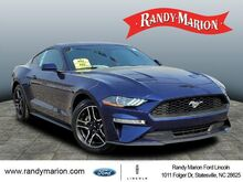 2018_Ford_Mustang_EcoBoost Premium_ Hickory NC