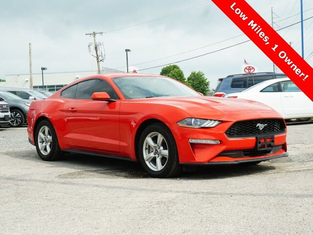 2018 Ford Mustang EcoBoost Premium Cranberry Twp PA