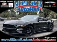 2018 Ford Mustang EcoBoost Premium Miami Lakes FL