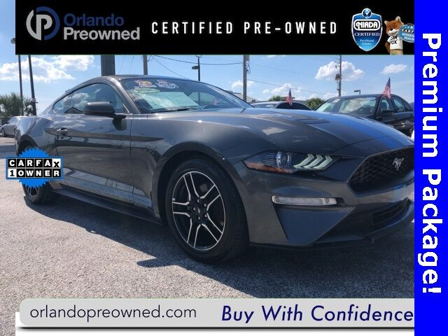 2018 Ford Mustang EcoBoost Premium Orlando FL