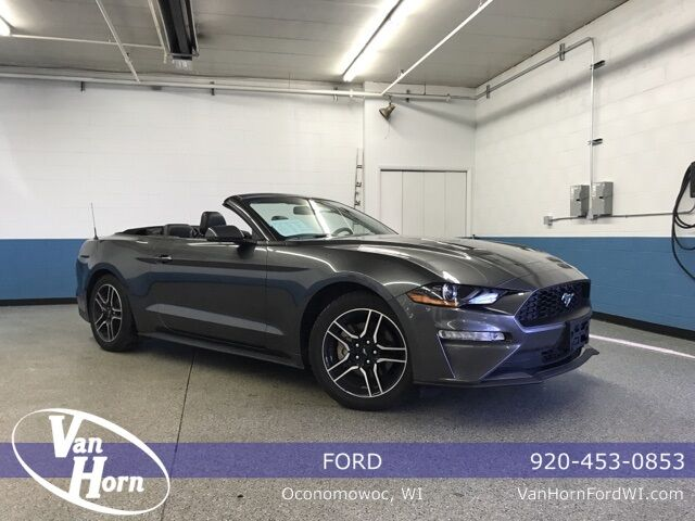 2018 Ford Mustang EcoBoost Premium Plymouth WI