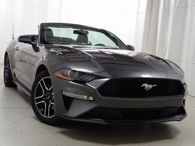 2018 Ford Mustang EcoBoost Premium Raleigh NC