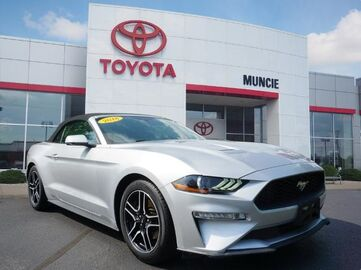 2018_Ford_Mustang_EcoBoost Premium_ Richmond KY