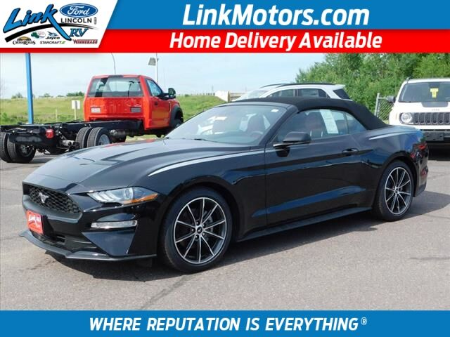 2018 Ford Mustang EcoBoost Rice Lake WI