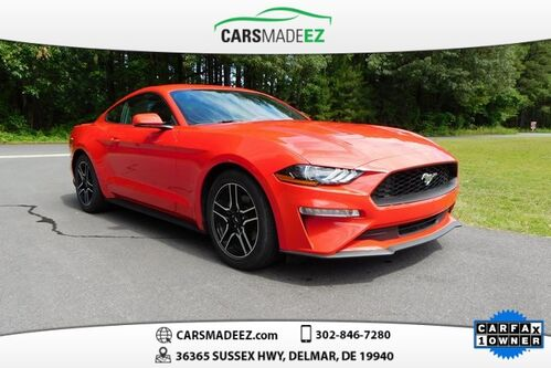 2018_Ford_Mustang_EcoBoost_ Salisbury MD