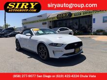 2018_Ford_Mustang_EcoBoost_ San Diego CA